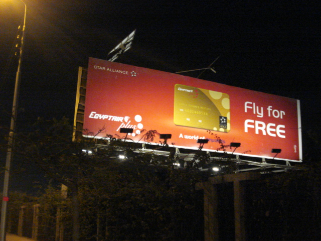 Solar Bill Board lighting Systems